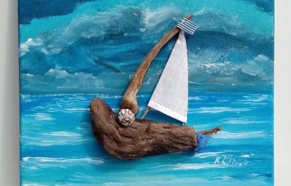 Βάρκα με πανάκι #2
