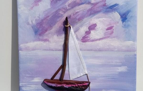 Βάρκα με πανάκι #3