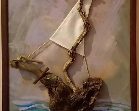 Βάρκα με πανάκι #4